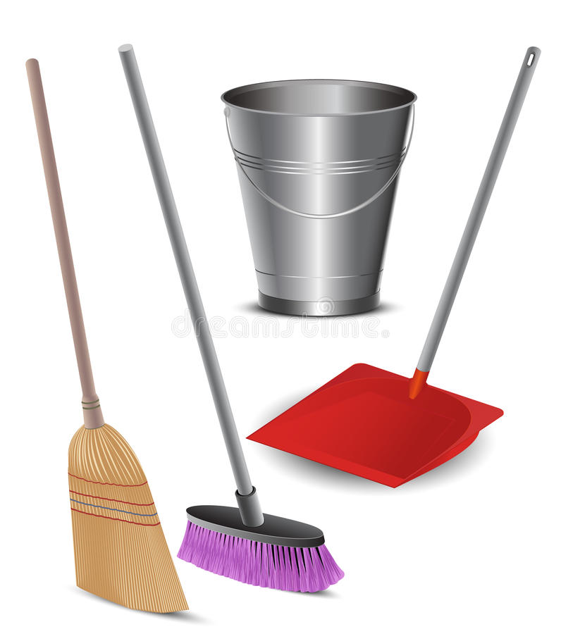 Download Backgrounds stock vector. Illustration of objects, cleaning - 39502301