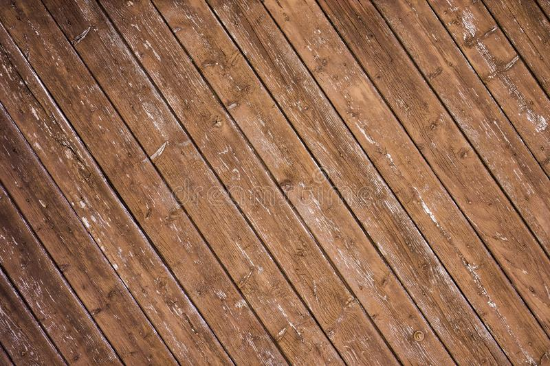 Weathered wooden wall royalty free stock image