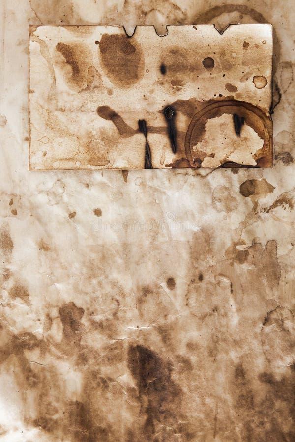 backgroungrungepapper arkivbild