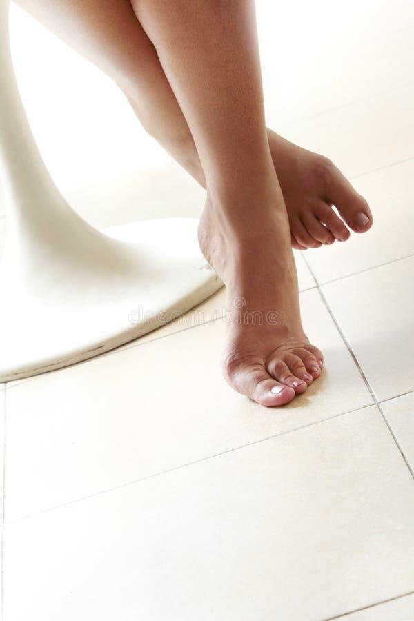 Download Backlit Feet stock image. Image of bare, recreation, pedicure - 10216459