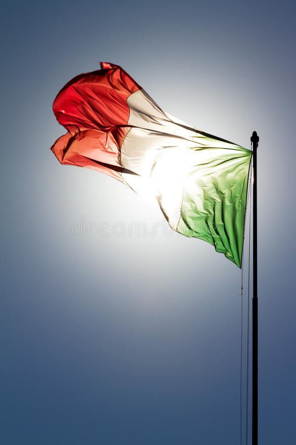 Download Backlit Italy Royalty Free Stock Photography - Image: 27266667