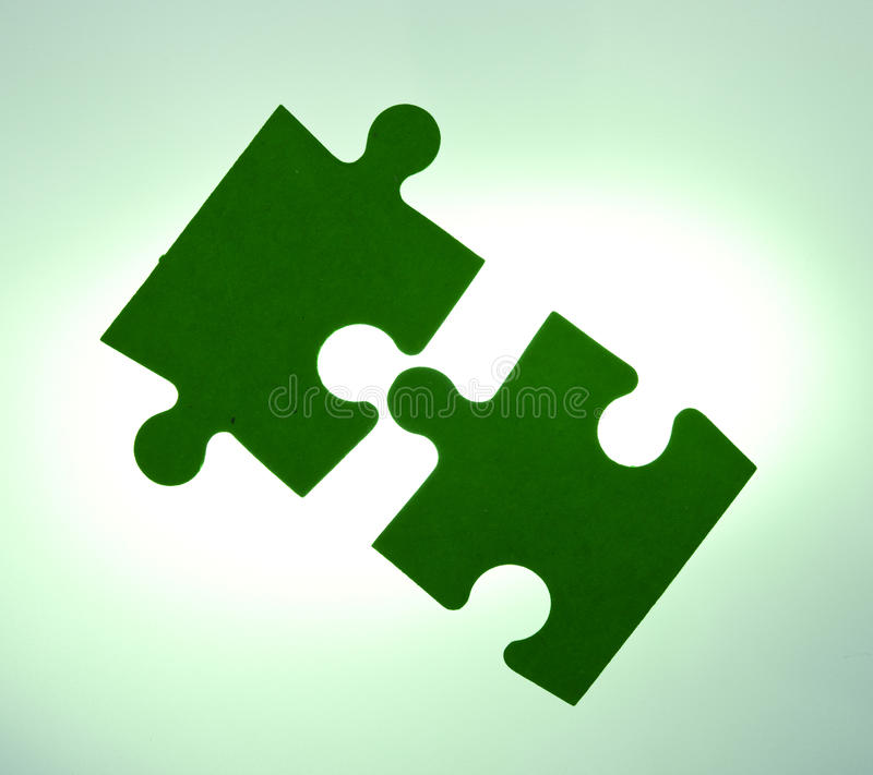 Free Backlit Puzzle Pieces - Solution Concept Stock Photography - 14523492
