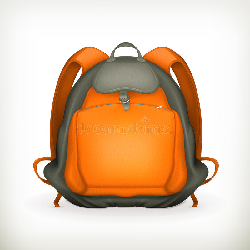 Download Backpack Royalty Free Stock Images - Image: 25099549
