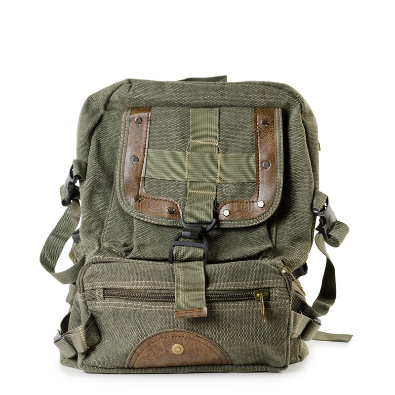 Download Backpack stock image. Image of object, antique, knapsack - 25519369