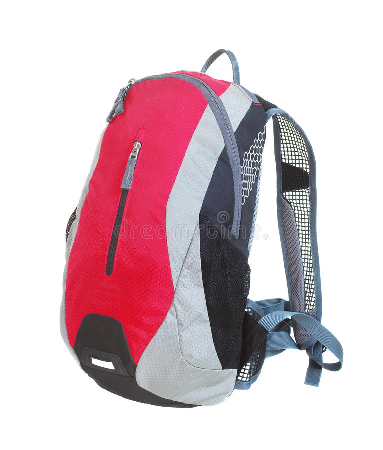 Backpack royalty free stock photography