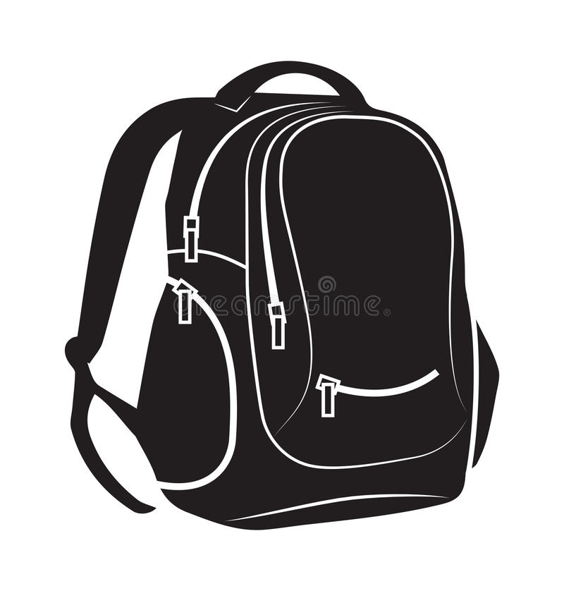 Free Backpack Royalty Free Stock Photography - 43863427