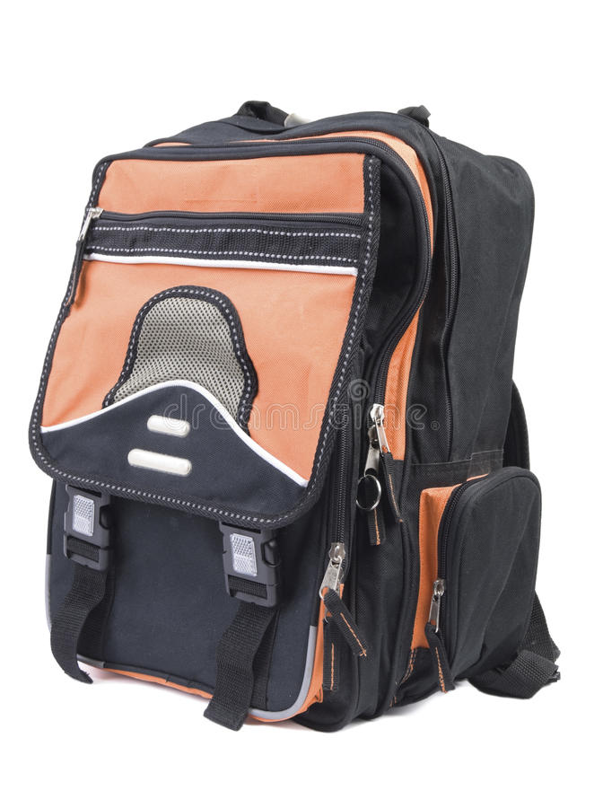 Free Backpack | Isolated Royalty Free Stock Image - 15906086