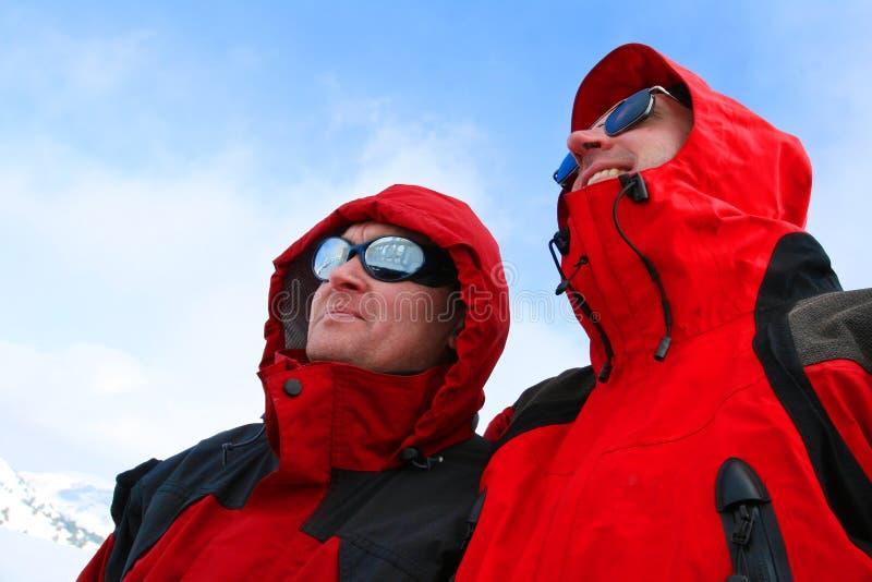Download Backpacker stock photo. Image of halt, cold, high, extreme - 6551132
