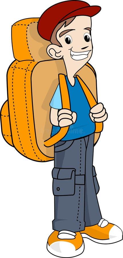 backpacker стоковые фото