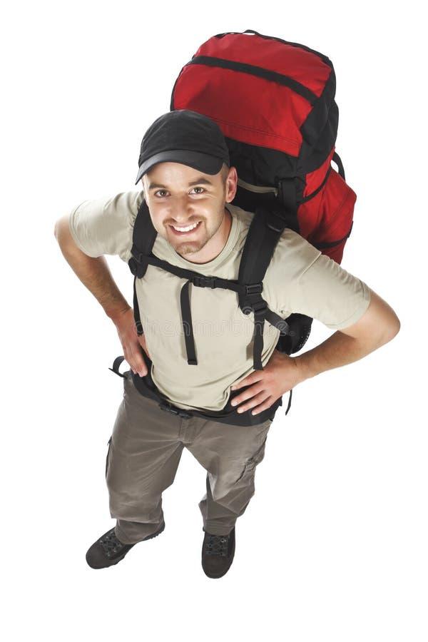 Backpackers imagem de stock royalty free