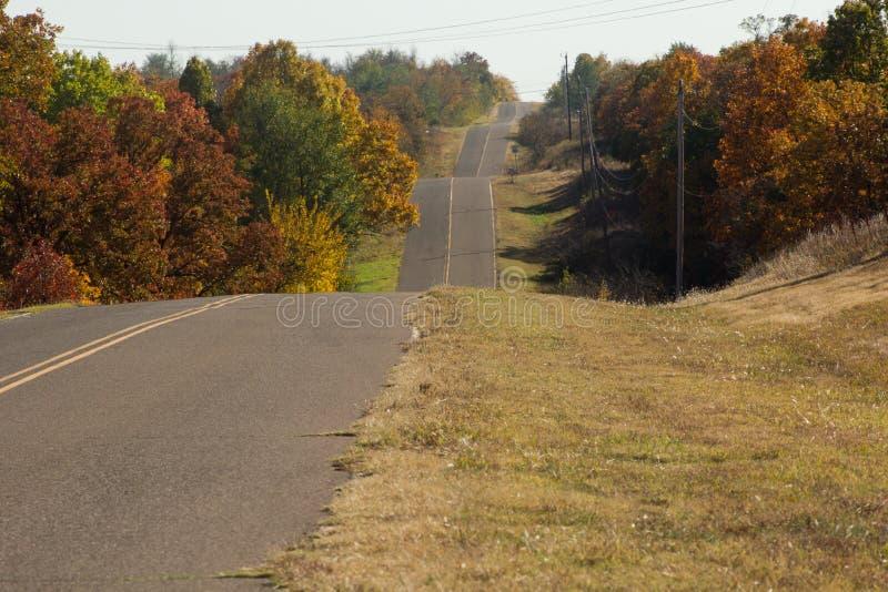 Download Backroads Rt 66 Di Oklahoma Immagine Stock - Immagine di rurale, corsa: 30825099