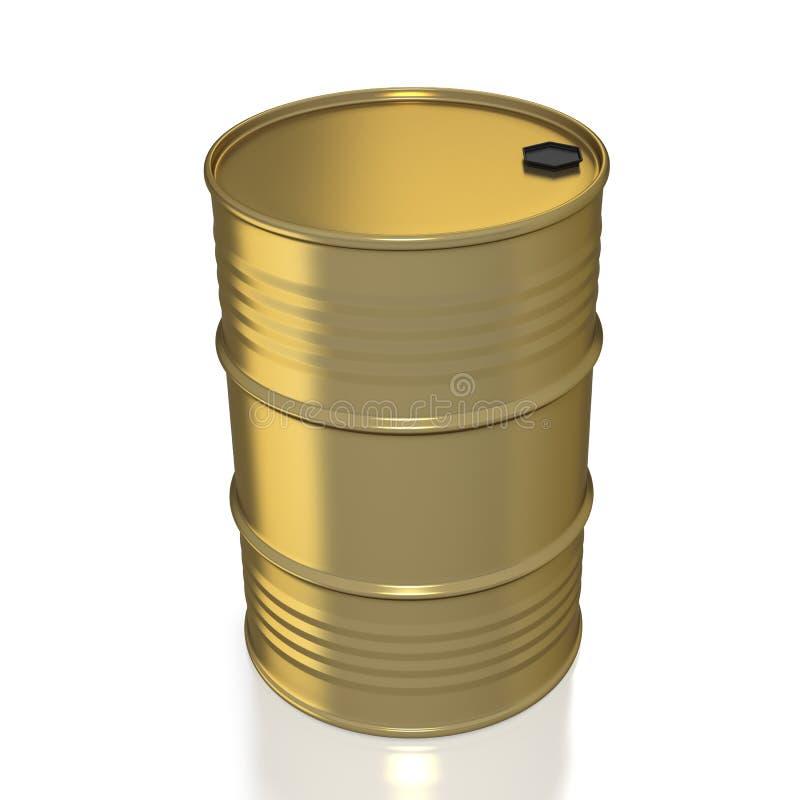 backround ενιαίο λευκό χρυσού π&epsilo απεικόνιση αποθεμάτων