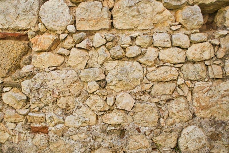 Backround от старого замка каменной стены стоковое изображение rf