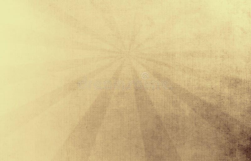 Backround abstracto texturizado resplandor solar libre illustration