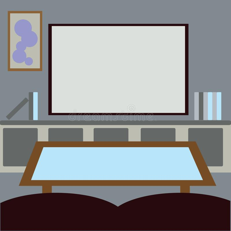 Backround ilustracji