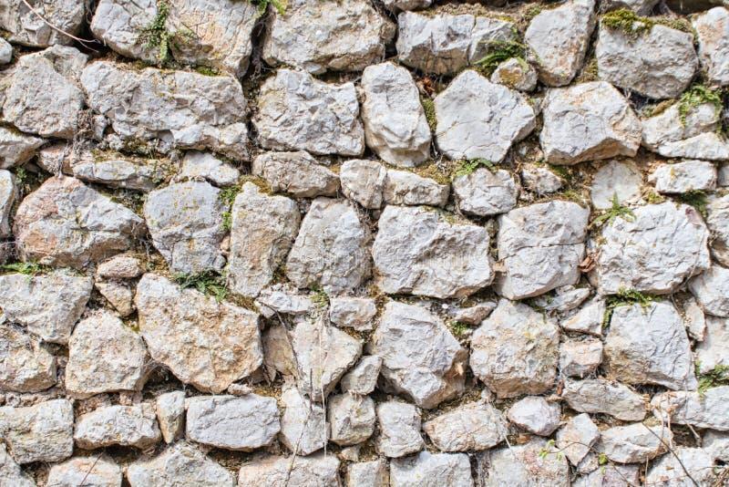 backround de uma parede de pedra velha fotografia de stock
