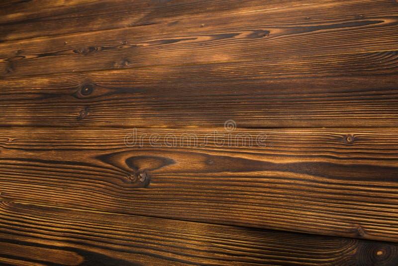 Backround ou textura de madeira da mesa imagem de stock royalty free