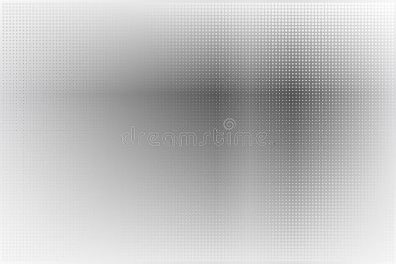 Backround pontilhado do sumário do metal ilustração stock