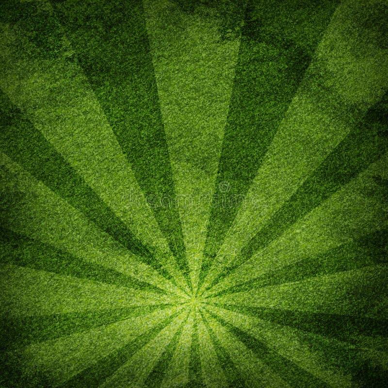 Backround verde caliente abstracto de la textura ilustración del vector