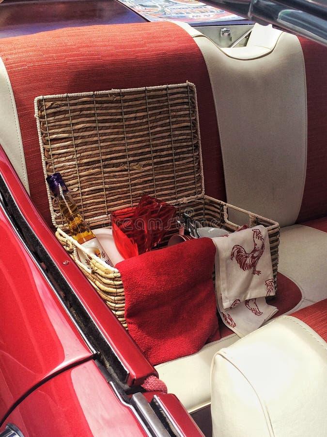 Backseat 1 στοκ φωτογραφίες