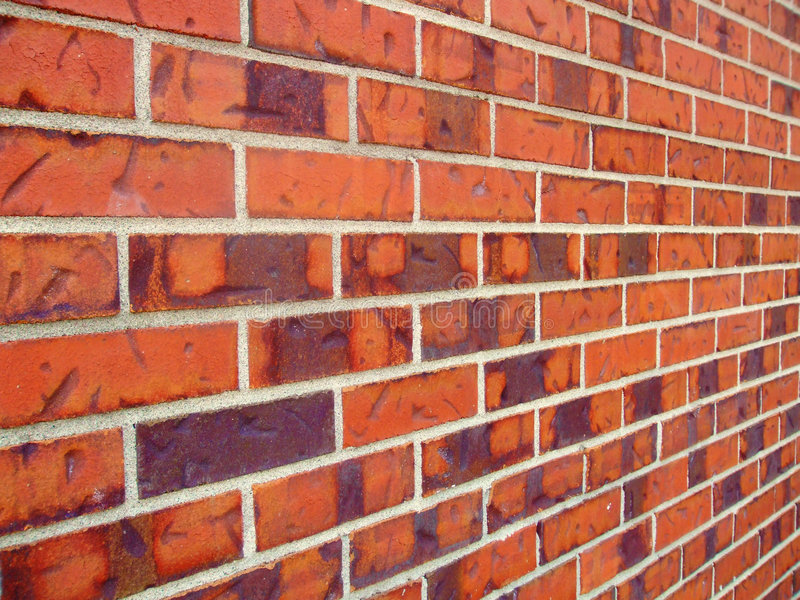 Backsteinmauer 04 lizenzfreie stockfotos