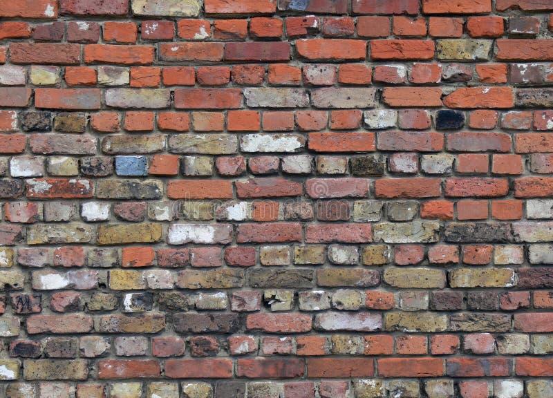 Backsteinmauer lizenzfreie stockbilder