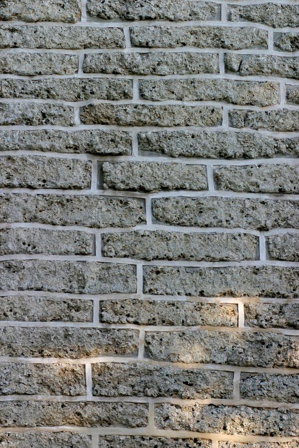 Backsteinmauer 2 Lizenzfreie Stockfotografie