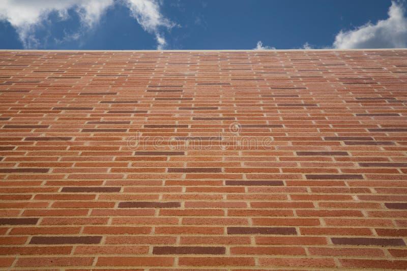 Backsteinmauer 8 lizenzfreies stockbild