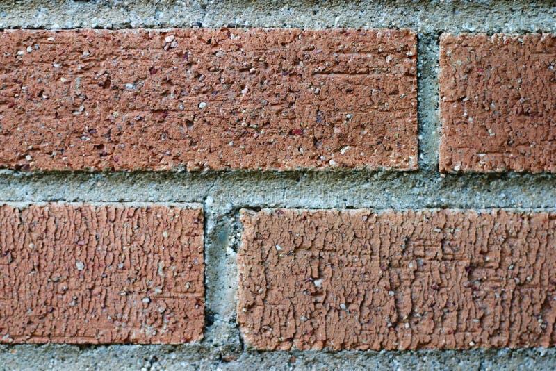 Backsteinmauer-Detail stockfoto