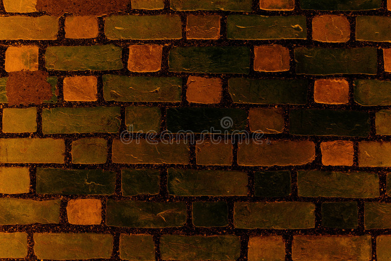 Download Backsteinmauerbeschaffenheit Stockfoto - Bild: 42836