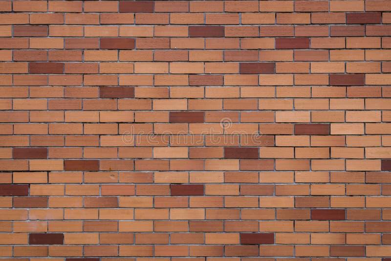 Backsteinmauerbeschaffenheit als Hintergrund stockbild