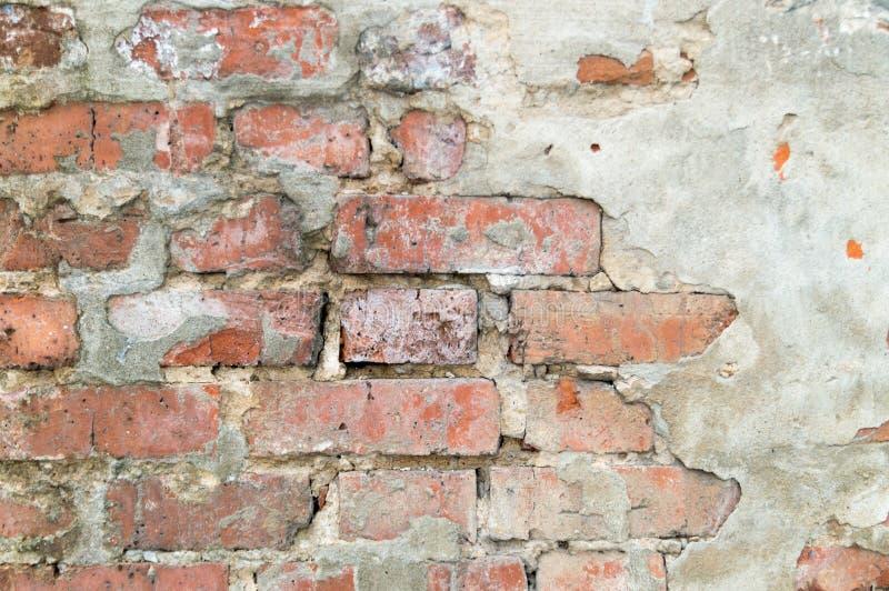 Backsteinmauerbeschaffenheit Hintergrund lizenzfreie stockfotos