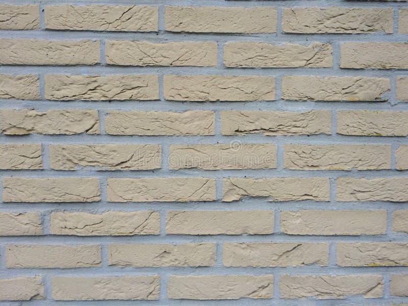 Backsteinmauerbeschaffenheits-Tapetennahaufnahme stockfotografie