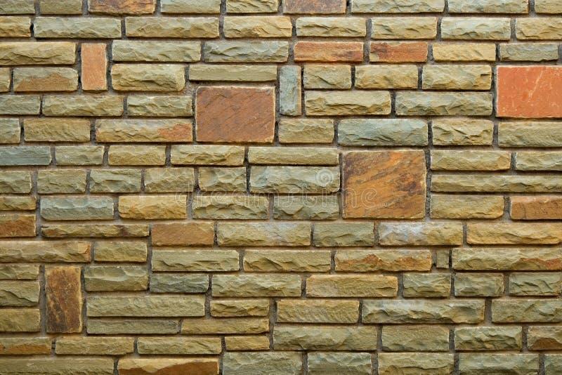 Backsteinmauerhintergrund lizenzfreie stockbilder