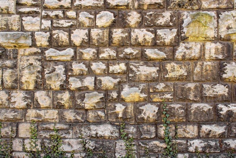 Backsteinmauerhintergrund lizenzfreies stockbild