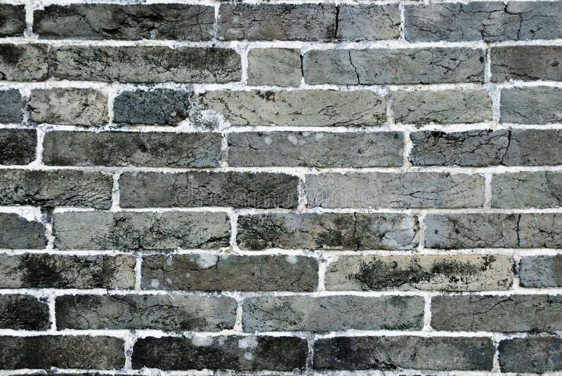 Backsteinmauermuster stockbild