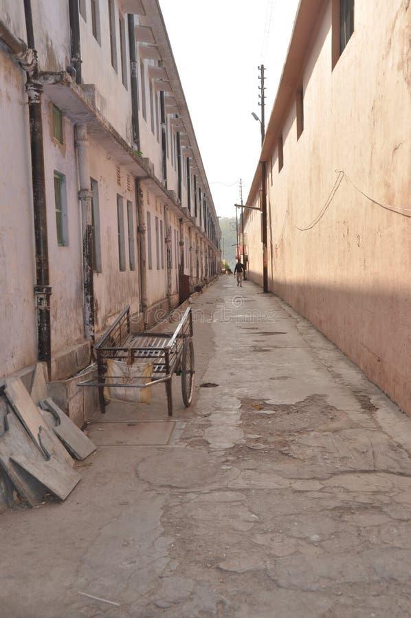 backstreet fotografía de archivo libre de regalías
