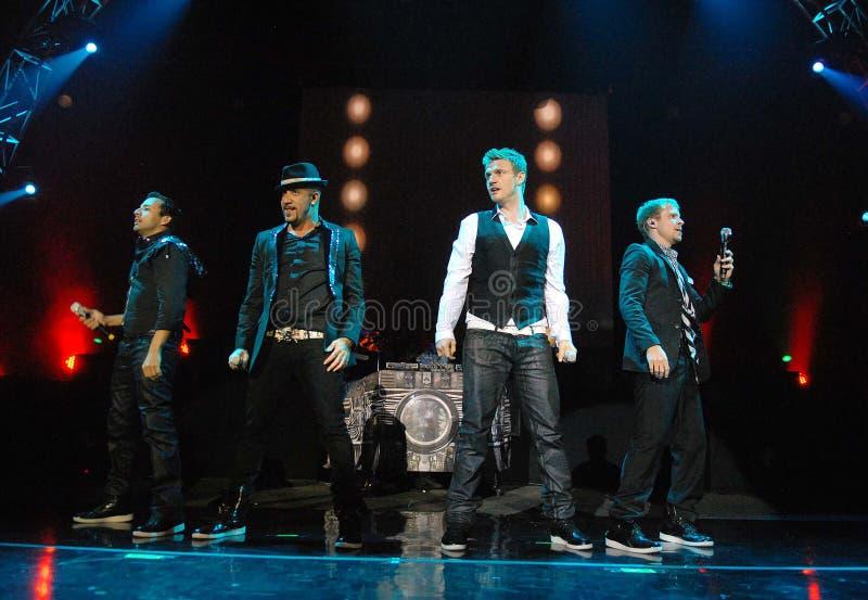 Backstreet Boys zdjęcie royalty free