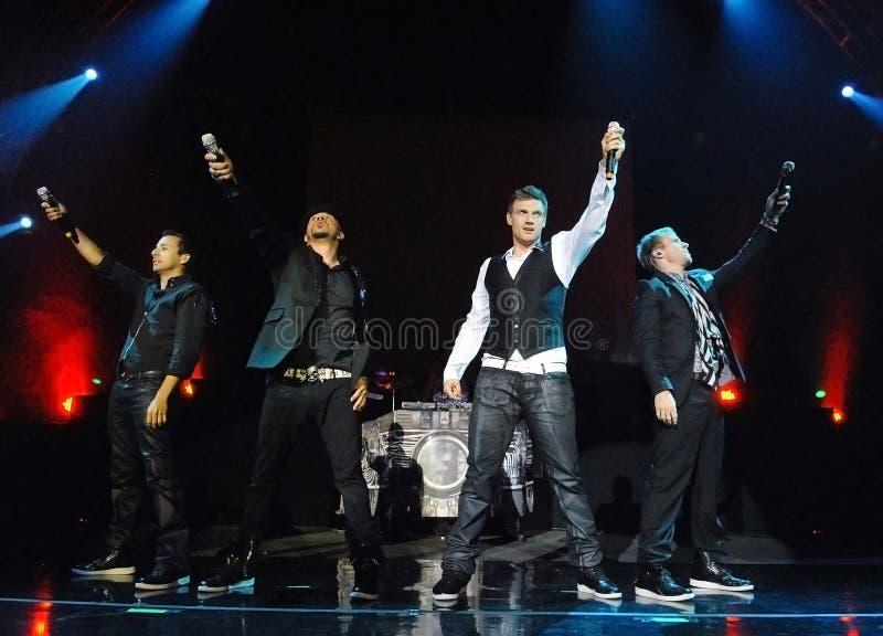 Backstreet Boys zdjęcie stock