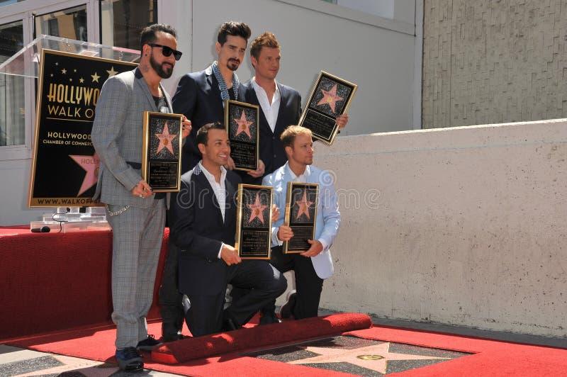 Backstreet Boys arkivfoto