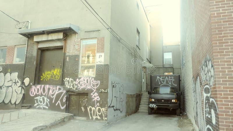 backstreets fotografia stock libera da diritti