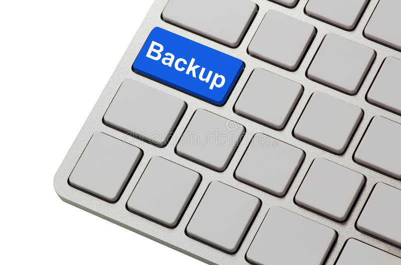 Download Backup button stock image. Image of facility, input, equipment - 25693159