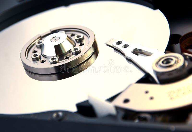 Backuphilfsmittel für Computertechnologie lizenzfreie stockbilder