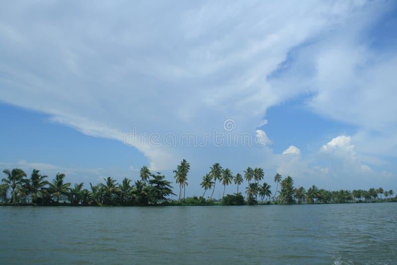 Download Backwaters Of Kerala Royalty Free Stock Photos - Image: 15222288