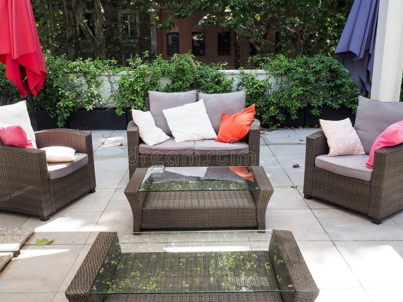 Mosaic Patio Garden Table Chairs Set ROMA Terrace Outdoor Balcony Furniture