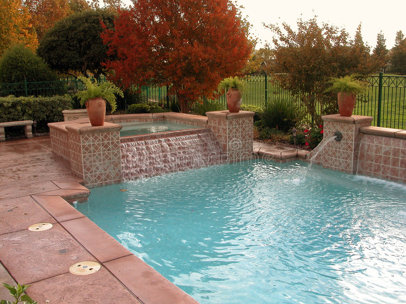 Download Backyard view 3 stock image. Image of details, grecian - 4096533