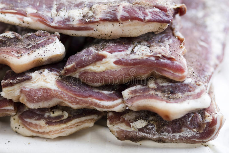 Bacon stock fotografie
