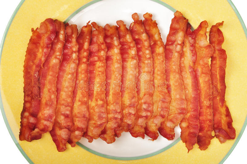 Bacon foto de stock royalty free