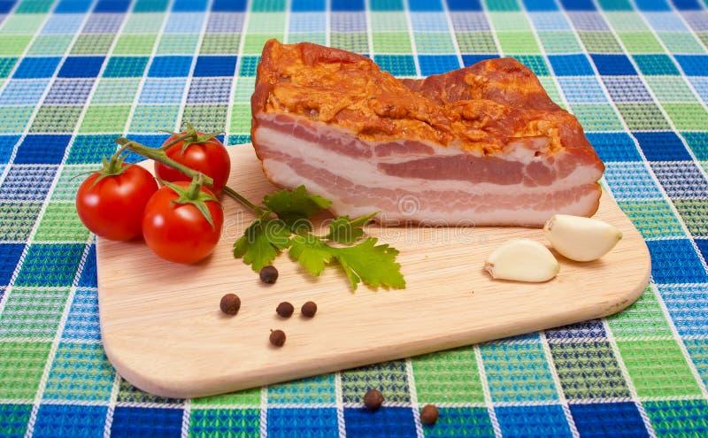 Bacon royalty-vrije stock foto's