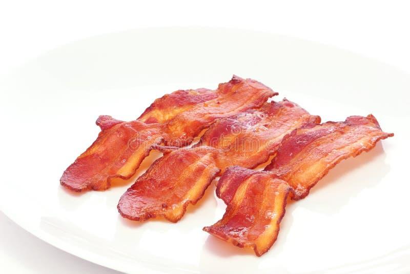 Bacon imagem de stock